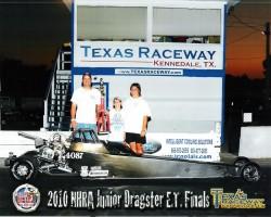 Dalton Lummus (Jr. ET Finals - Texas Raceway)