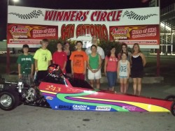 Jon Keil (San Antonio Raceway)